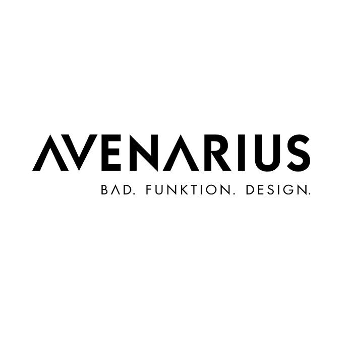 AVENARIUS Handbrause eckig , Serie Universal