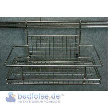 Relingsystem Ablagekorb KR12 Reling-System Küchenreling Ordungssystem Küche Küchenregal – Bild 2