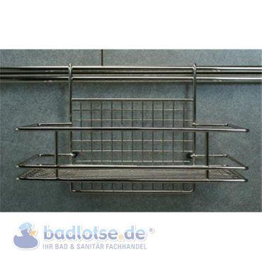 Relingsystem Ablagekorb KR12 Reling-System Küchenreling Ordungssystem Küche Küchenregal – Bild 3