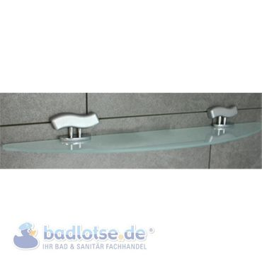 LENZ FLORIDA Glasablage 60 cm