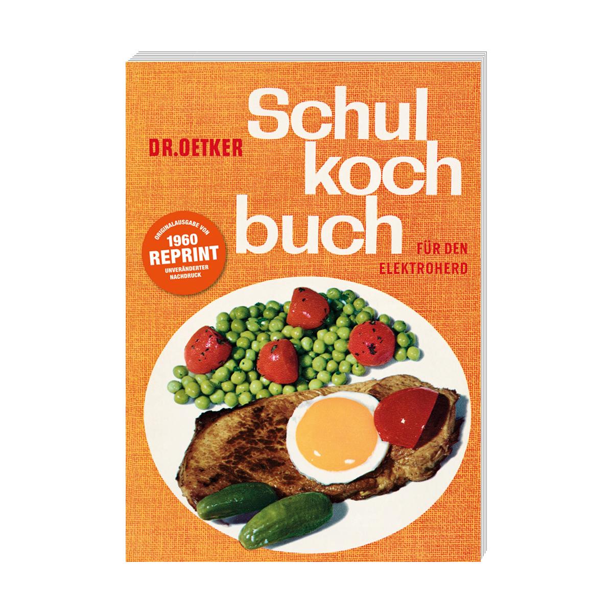 Schulkochbuch - Dr.Oetker - Reprint 1960