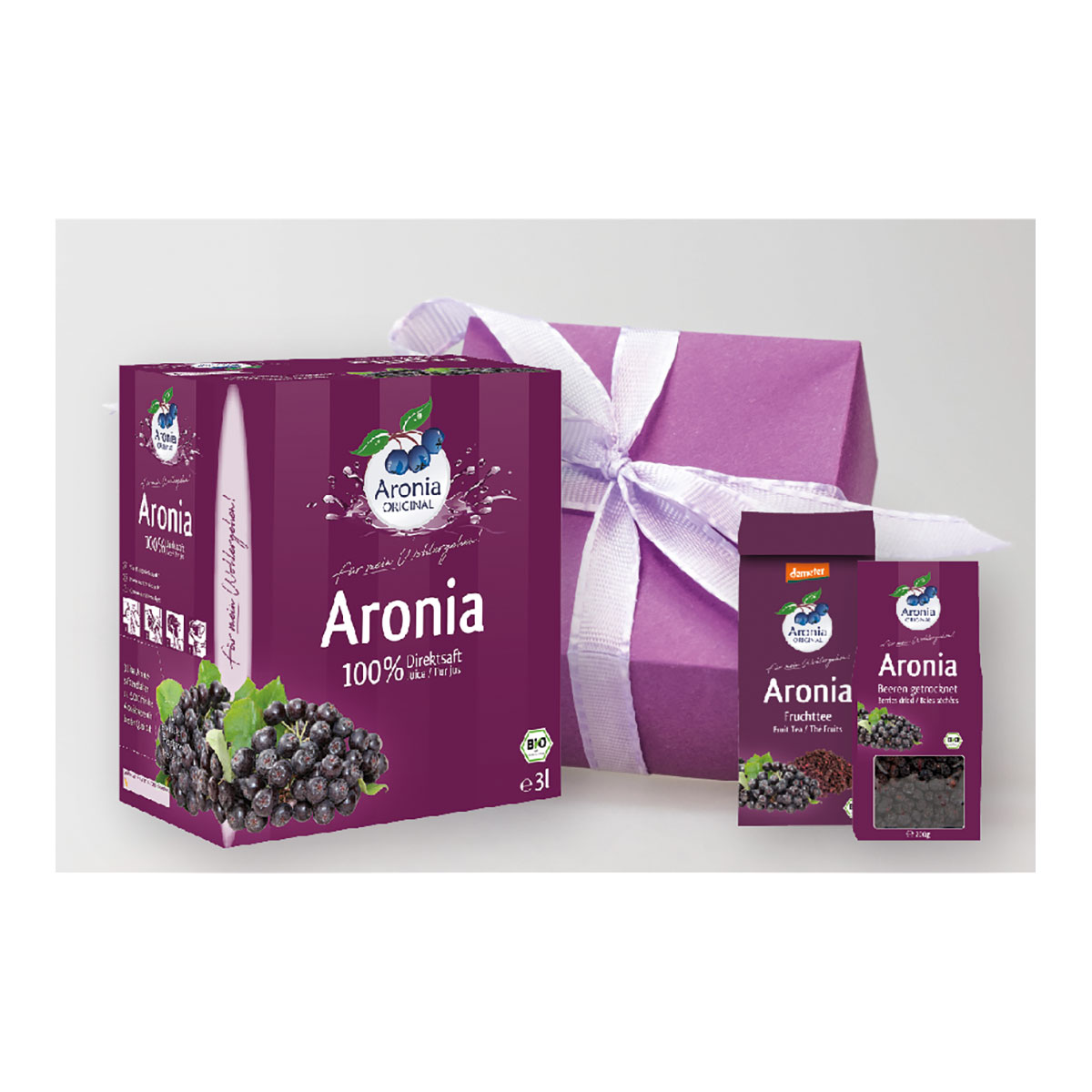 Aronia - Unsere Klassiker, Paket
