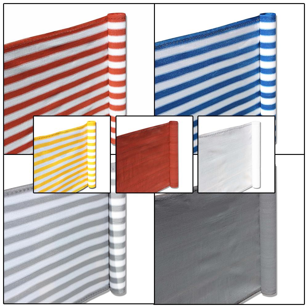 Balkonverkleidung Mit Gewebten Osen Und 22m Befestigungskordel
