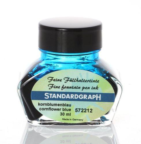 Standardgraph Tinte fein kornblume 30ml 572212 – Bild 1
