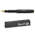 Kaweco Sport Classic Fountainpen black M (medium)