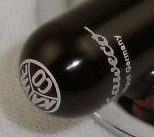 Kaweco Liliput fountain pen black Pen Nib: EF (extra fine) – image 3