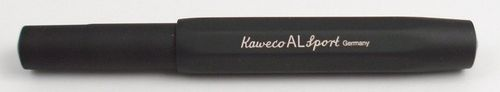 Kaweco AL Sport fountain pen black Pen Nib: M (medium) – image 4