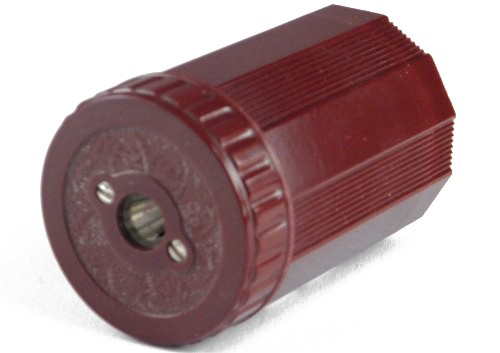 Pencil Sharpener, DUX Red , DX9207 – image 2