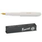 Kaweco Sport Classic Fountainpen white F (fine)