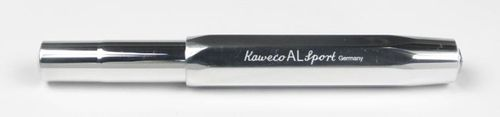 Kaweco AL Sport fountain pen, raw, high gloss finish Pen Nib: M (medium) – image 4