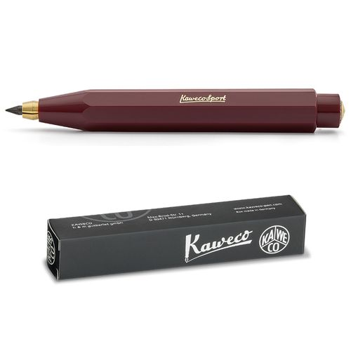 Kaweco CLASSIC Sport clutch pencil 3.2mm bordeaux