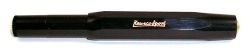 Gift Set Kaweco Sport Classic Fountainpen black F including clip and cartridges – image 2