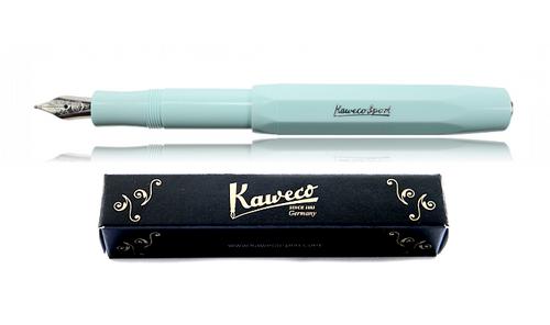 Kaweco Sport Skyline Fountainpen mint F ( fine) – image 1