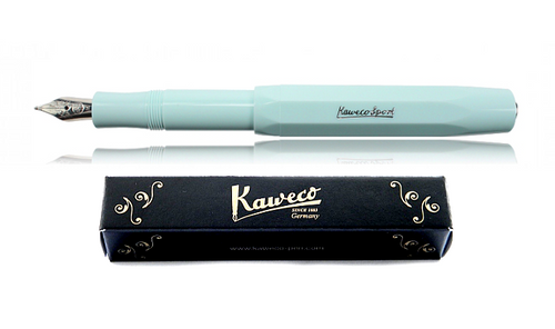 Kaweco Sport Skyline Fountainpen mint M (medium) – image 1