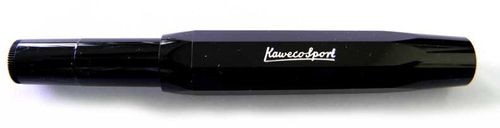 Kaweco Sport Skyline Fountainpen black BB (extra bold) – image 3