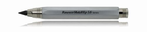 Kaweco Sketch Up 5,6 mm 8-kant Fallbleistift satin-chrom – Bild 2