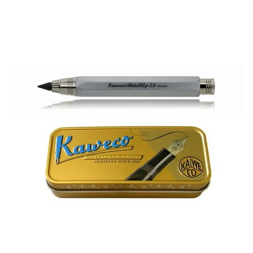 Kaweco Sketch Up 5,6 mm 8-kant Fallbleistift satin-chrom – Bild 1