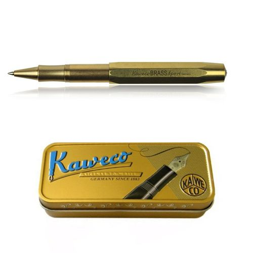 Kaweco Sport BRASS Rollerball Messing