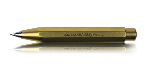Kaweco Sport mechanical pencil Brass  – image 2