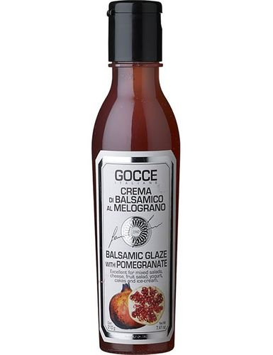 Balsamic Glaze with pomegranate 210 g – Gocce