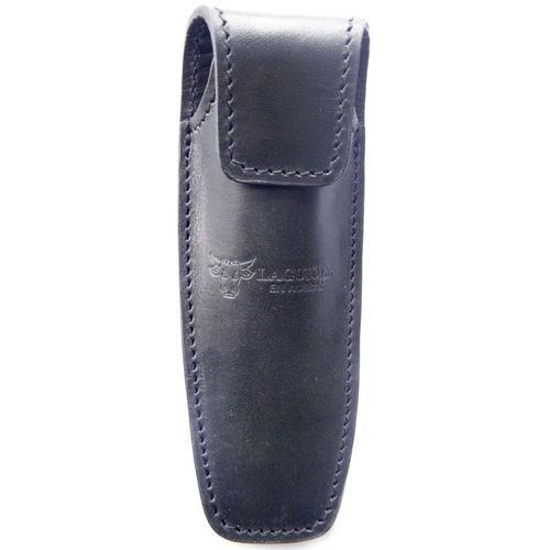 Laguiole en Aubrac Leather Sheath, hand crafted in France ECA/Black – image 1