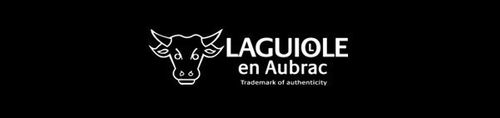 Laguiole en Aubrac Leather Sheath and whetstone, hand made in France, Black – image 3