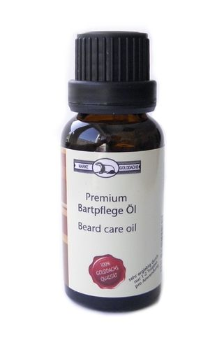 GOLDDACHS Beard Care Oil, 20 ml