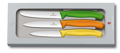 Victorinox  SwissClassic Vegetable Knife Set, 3-piece, 6.7116.31G