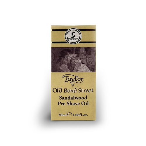 Sandalwood Pre Shave Oil, 30ml - Taylor of Old Bond Street – image 2