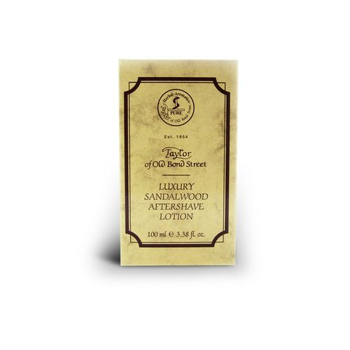 Sandalwood Aftershave Lotion, 100ml - Taylor of Old Bond Street – image 2
