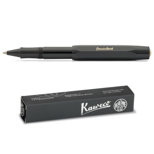 Kaweco CLASSIC Sport Capless rollerball black
