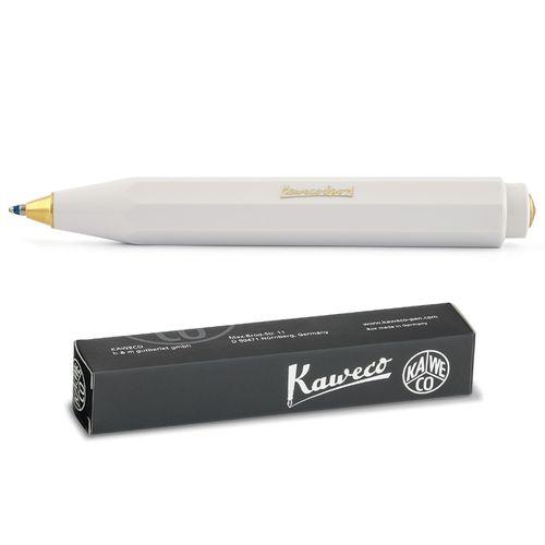 Kaweco sport classic ballpen white