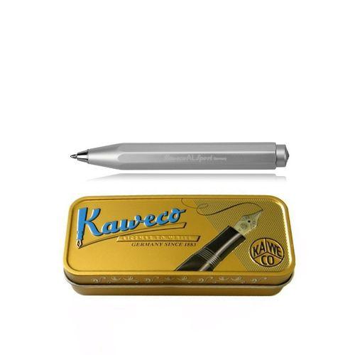 Kaweco AL Sport ballpen silver – image 1