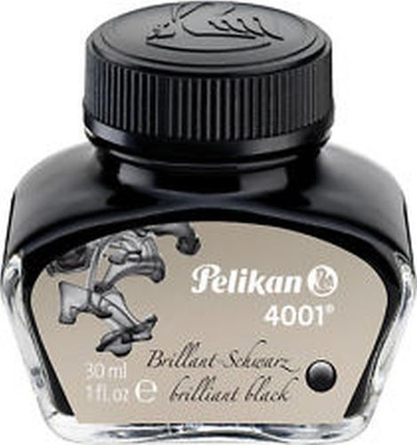 Pelikan Inkwell 4001 Brilliant-Black 30ml