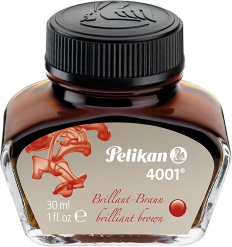 Pelikan Inkwell 4001 Brillant-Brown 30ml