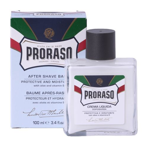 PRORASO italian After-Shave balm, 100 ml - Blue Line -