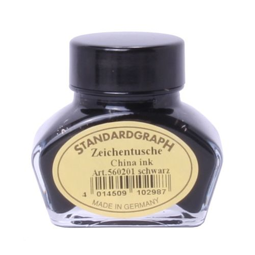 Standardgraph China Ink black 30 ml