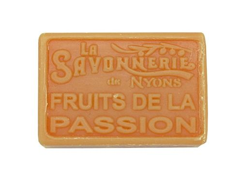 La Savonnerie de Nyons, Soap Fruits De  La Passion 100g