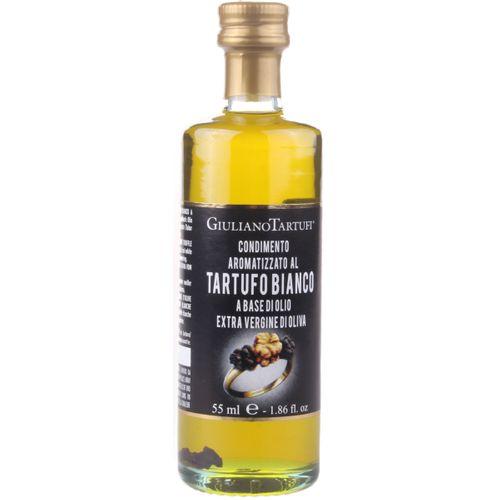 Giuliano Tartufi Extra virgin olive oil with white truffle 55 ml