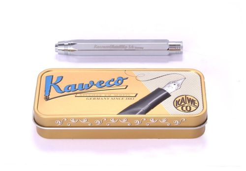 Kaweco Sketch Up 5,6 mm Clutch Pencil polished chrome, octagonal – image 1