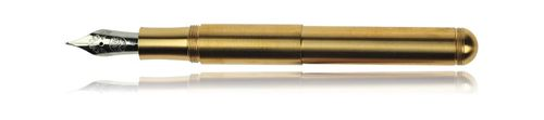 Kaweco Supra Fountain Pen Brass Nib: B (broad) – image 2