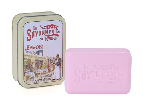 La Savonnerie de Nyons - Soap In A Tin Box La Brasserie, 200 g – image 1