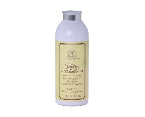 Taylor of Old Bond Street - Talcum Powder Sandalwood, 100 g – image 1