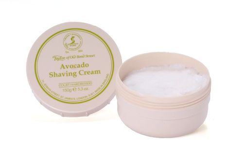 Avocado Shaving Cream, 150g - Taylor of Old Bond Street