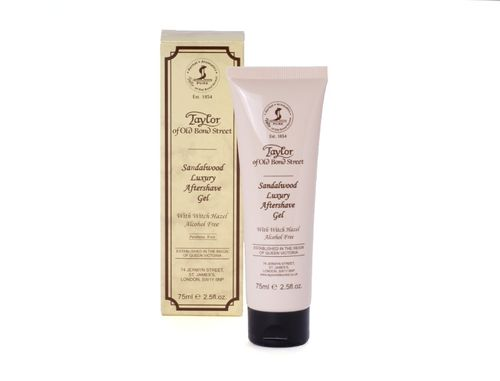 Aftershave Gel Sandalwood, 75ml - Taylor of Old Bond Street