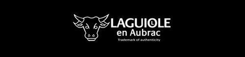 Laguiole en Aubrac Taschenmesser, Griffschalen aus Horn, Sandvik-Stahl L0312CPI – Bild 3