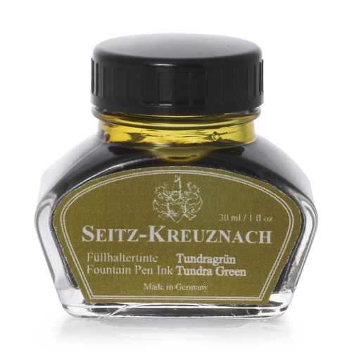 Seitz-Kreuznach Tinte Tundragrün, 30ml, Colors of Nature – Bild 1