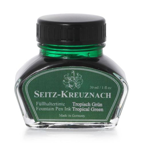 Seitz-Kreuznach Fountain pen ink Tropical Green, 1 fl oz – image 1