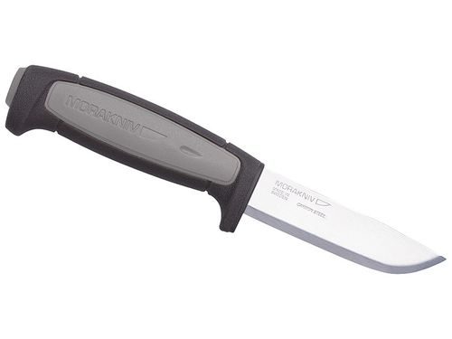 Morakniv Belt Knife Robust, carbon steel blade, TPE-rubber handle – image 1