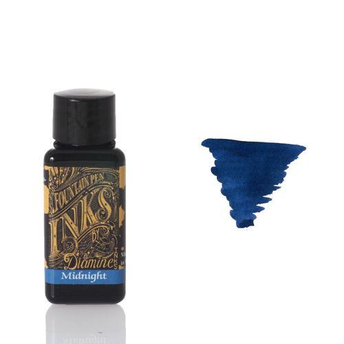 Diamine - Fountain Pen Ink, Midnight 30ml – image 1